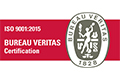 Bureau Veritas Certification ISO 9001:2015